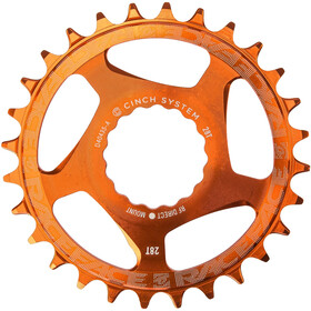 Race Face DM Cinch Klinge 10/11/12-speed, orange